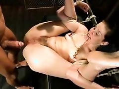 Submissive Bobbi Starr With A Hu...