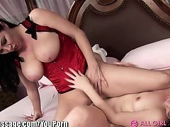 All Girl Massage Lesbian Tribbing Compilation