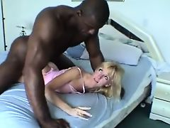 Blond Fucks A Tall Muscular Man
