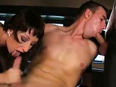 Bisexual MMF Thresome