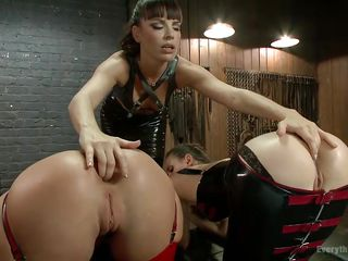 ass punishing her bad girls