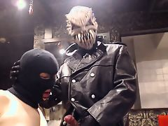 rubber monster BDSM