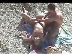 Nude Beach Mix