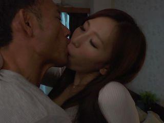 busty japanese sucking dick