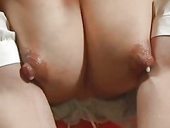 Lactation, dripping Nipples, Mothermilk by Spyro1958