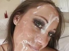FACES OF CUM : Kylee King