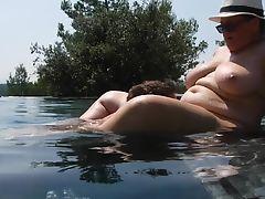 Swimming pool of love