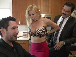 my job is to fuck my boss's wife @ seduced by the boss's wife