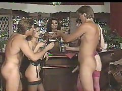 Threesome scene Casa dappuntamento (1995) Angelica Bella