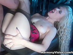 Incredible pornstars Michelle Moist, Jasmine Webb in Hottest Black and Ebony, Interracial xxx clip