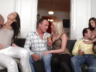together is always more fun @ 5 incredible orgies vol. 4