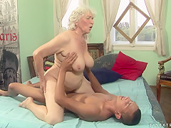 Fabulous pornstar in Crazy Mature, Blowjob xxx video