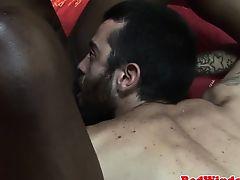 Dutch ebony whore pounded by horny tourist