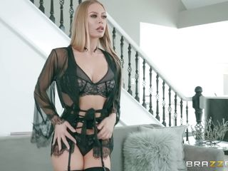 his new sexy neighbor looks for a hard dick