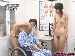 Cock hungry asian sluts sucking fucking part2