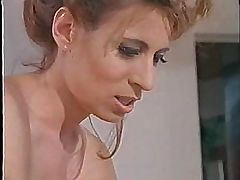 Christy Canyon's Final Porno with the late Jon Dough