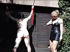 Outdoor punishment