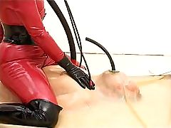Clini Berlin Strap On Fetish Domina
