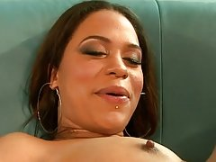 Big ass chyanne jacobs drilled by black cock