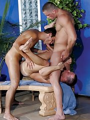 Drew Sumrok::Jason Ridge::Erik Rhodes::Mark Dalton in Gay XXX Pictures