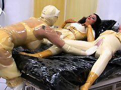 PREGNANT RUBBER PARTY