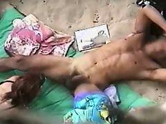 Voyeur Beach Sex vol1
