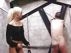 Whipping from Mistress Tia