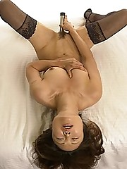 Dildo-Fucking Asian Fanny