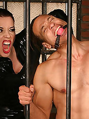Anastasia Extreme Bondage Punishment