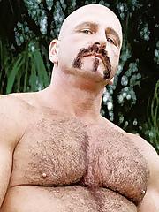 Gay Bear Striptease