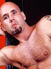 Hot Gay Bear Striptease