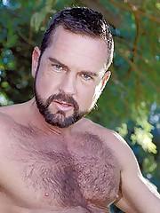 Hung Gay Bear Naked